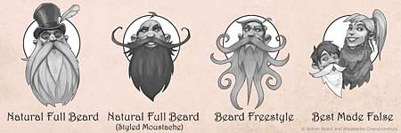 Partial Beard categories