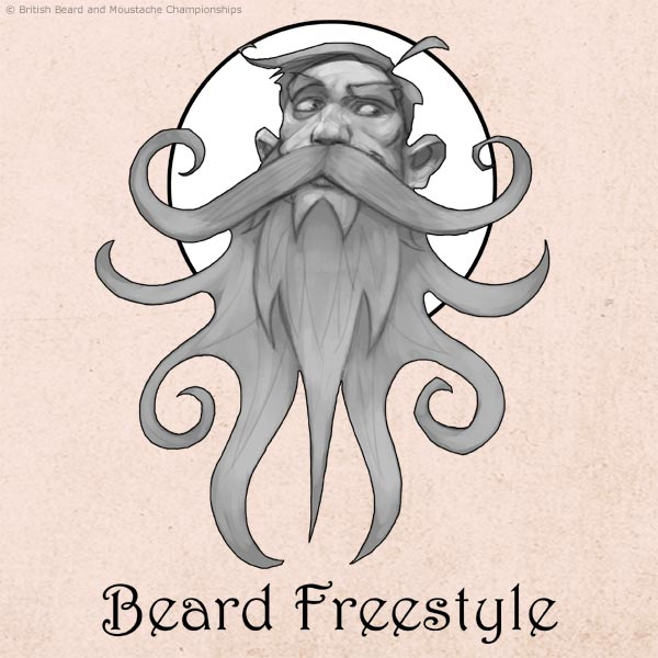 Beard Freestyle Category