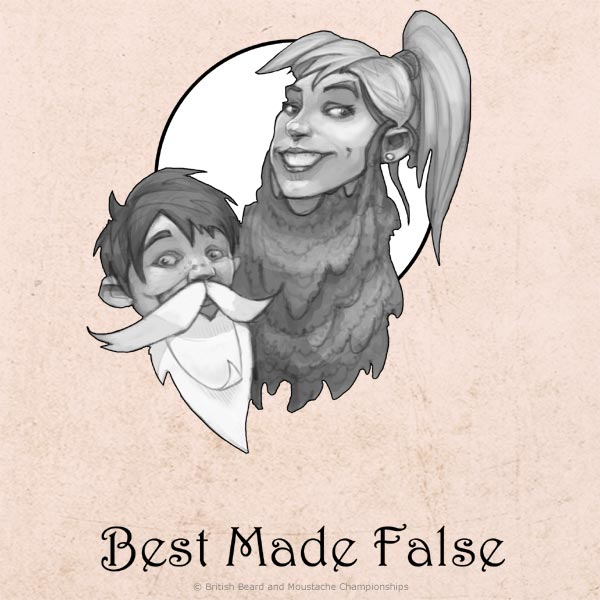 Best Made False Beard