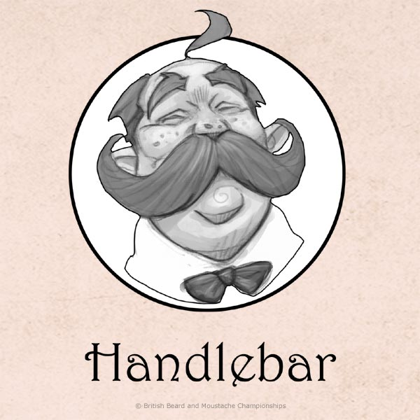 Handlebar Moustache Category