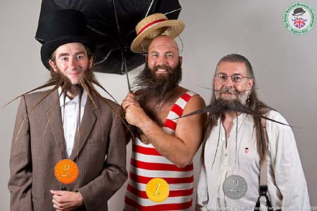 Beard Freestyle - 3 Stephen Brown - 2 Charles Saville - 1 Richard Evans-Lacey - Photo Rick Harrison. Click to enlarge and for carousel